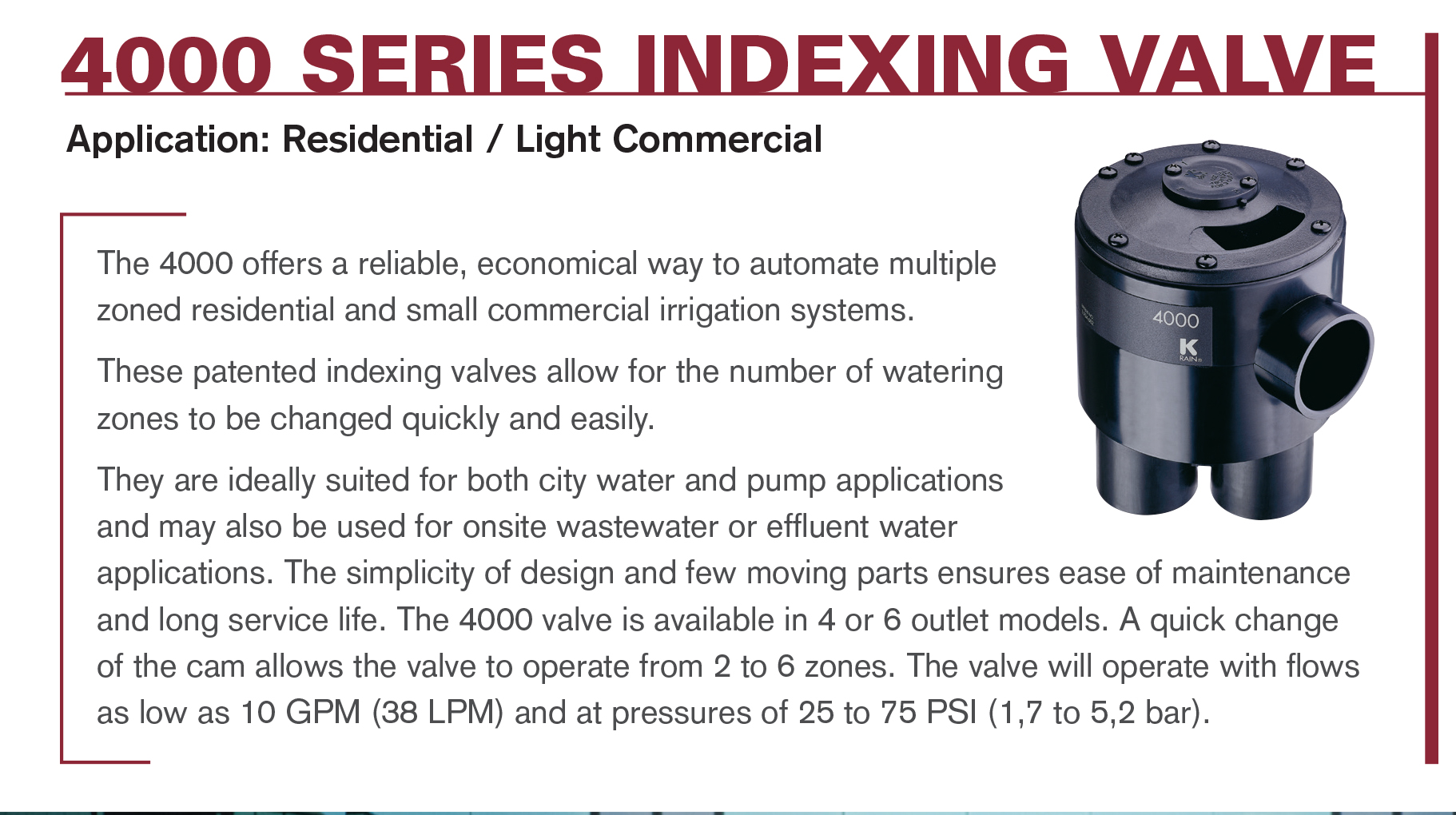 08 17_WebsiteProductPages_4000IV_1_main 4000 series indexing valves Actuator Wiring Diagram at reclaimingppi.co