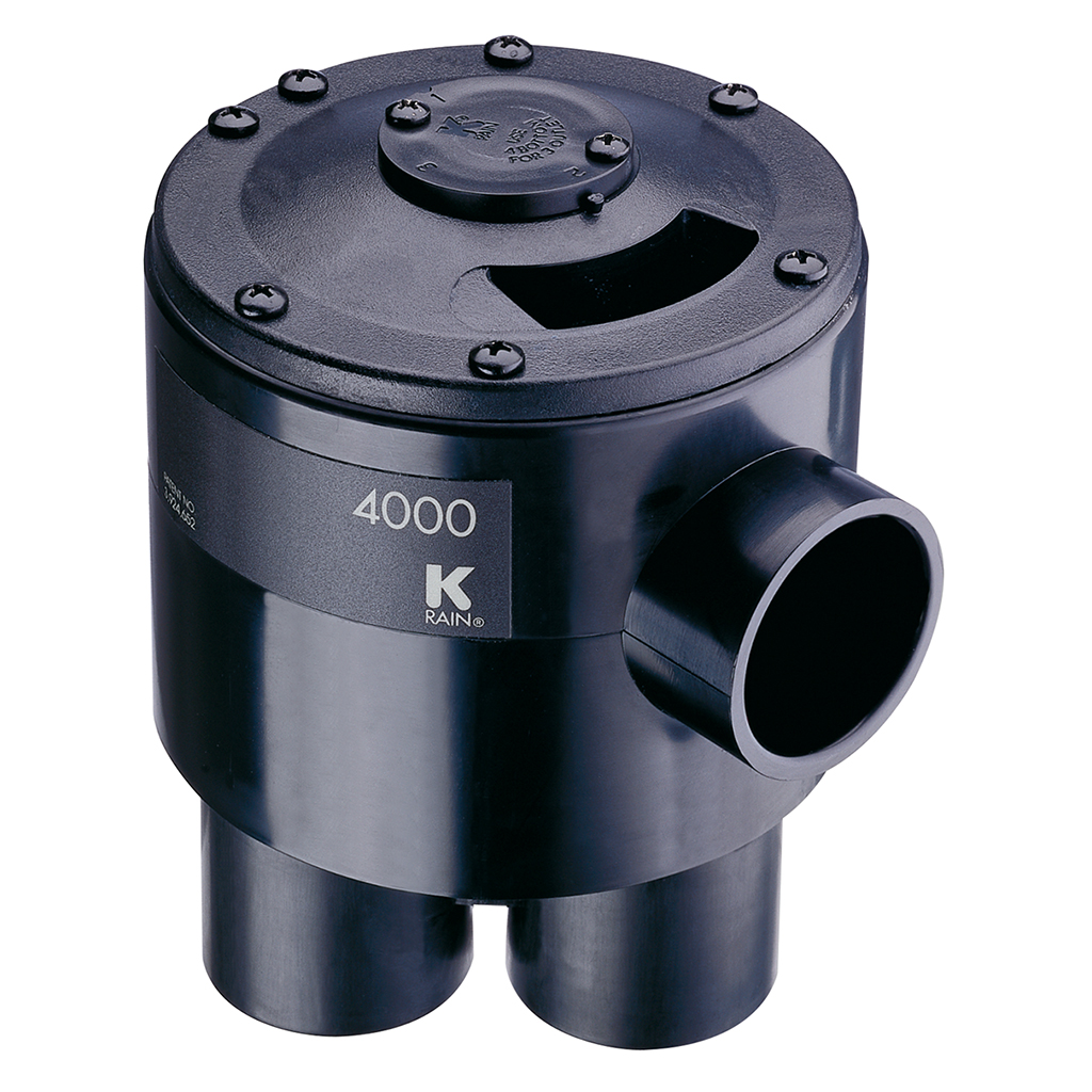 4000 Series Indexing Valves