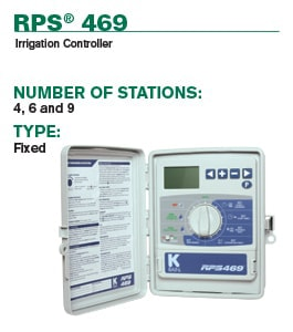 RPS 469 Irrigation Controller