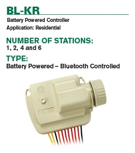 BL-KR Battery Powered Controller