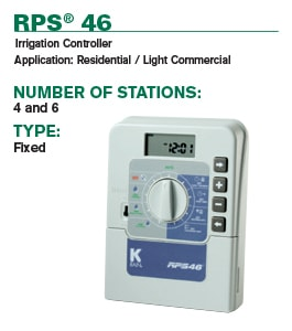RPS46 Irrigation Controllers