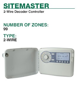 SiteMaster 2-Wire Controller